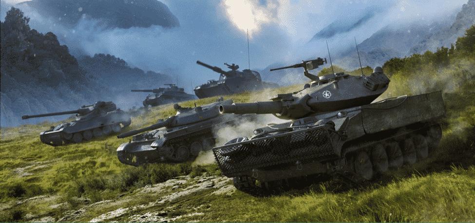 World of Tanks Betting