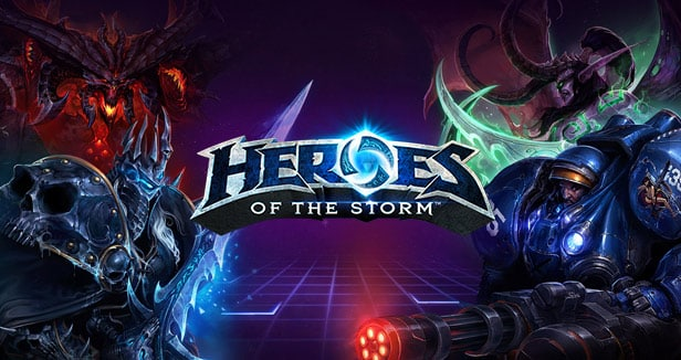 Heroes of the Storm betting