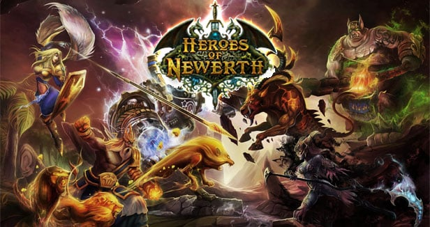 Heroes of Newerth betting