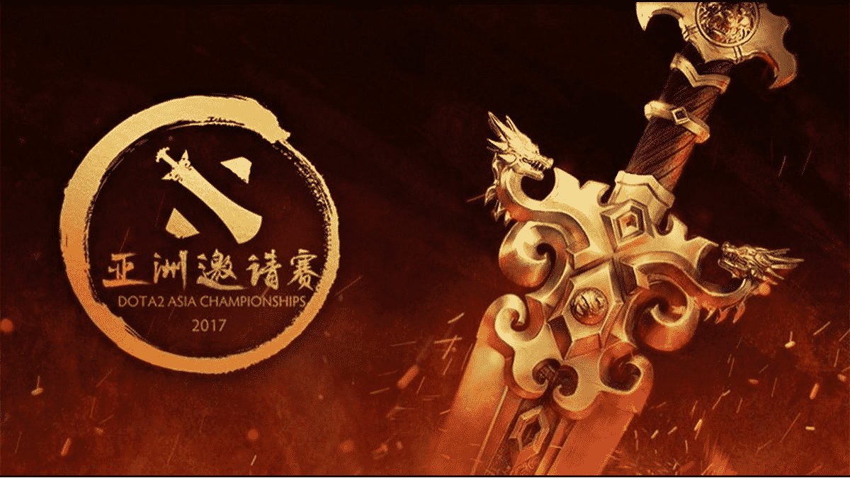 Dota 2 Asia Championship betting
