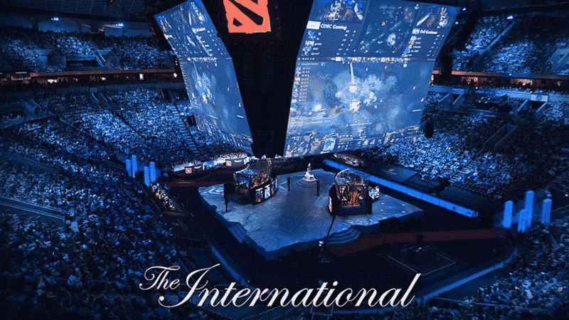 The International Dota 2 betting 2