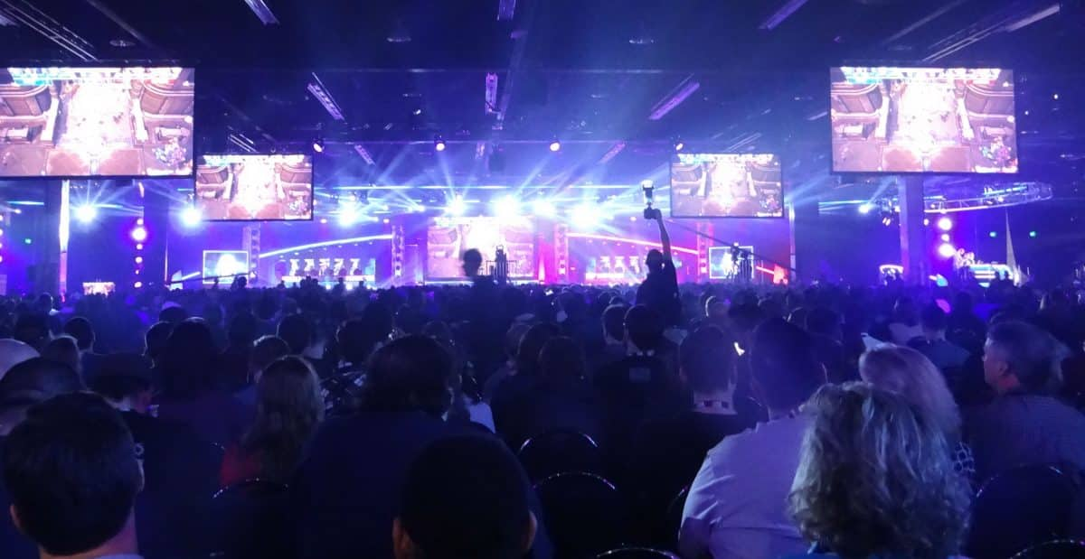 eSports World Champions 2017