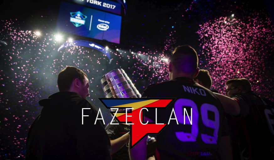 Spotlight: FaZe Clan CS:GO eSports