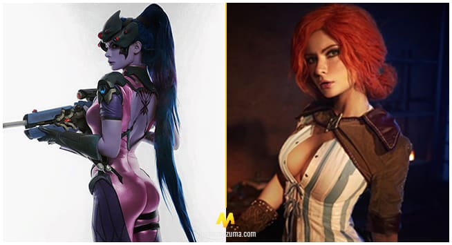 Jannet Incosplay Videogame Cosplay