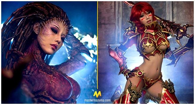Tasha Cosplay Videogame Cosplay