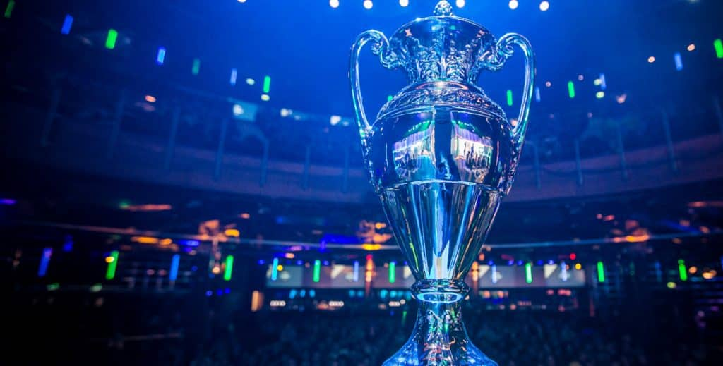 ESL Pro League Finals Trophy