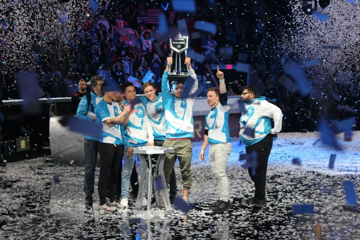 Spotlight: Cloud9 CS:GO eSports