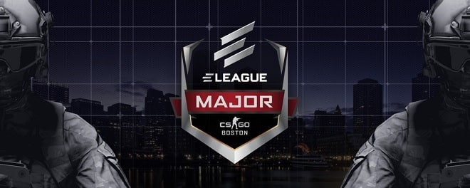 Counter-Strike: Global Offensive ELEAGUE Major Boston