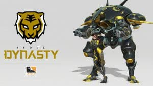 Overwatch League - Seoul Dynasty D.Va