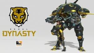 Overwatch League - Seoul Dynasty D.Va