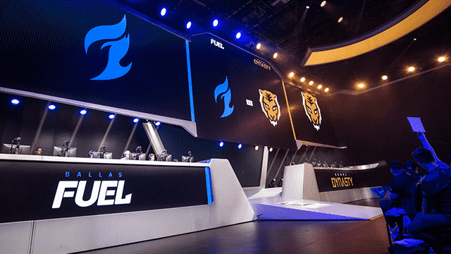 Overwatch League - Dallas Fuel vs Seoul Dynasty
