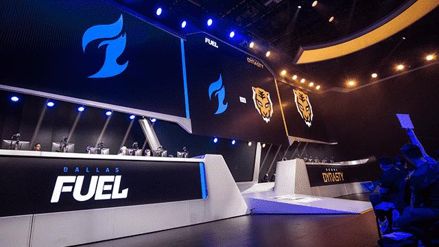 Overwatch League - Dallas Fuel vs Seoul Dynasty