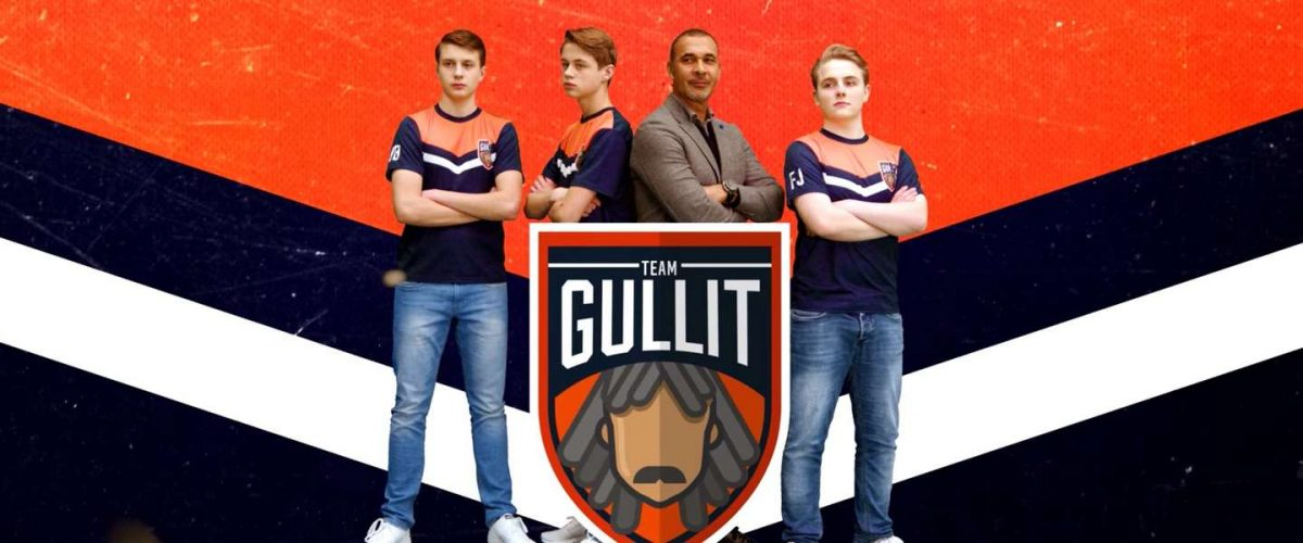 The Legend of Legends: Team Gullit