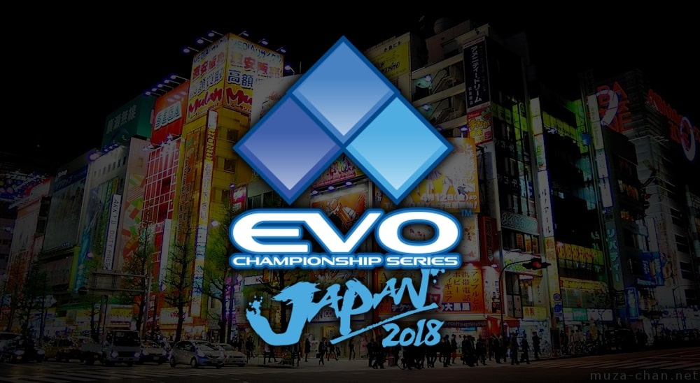 Champion Street Fighter crowned in inaugural Evo Japan