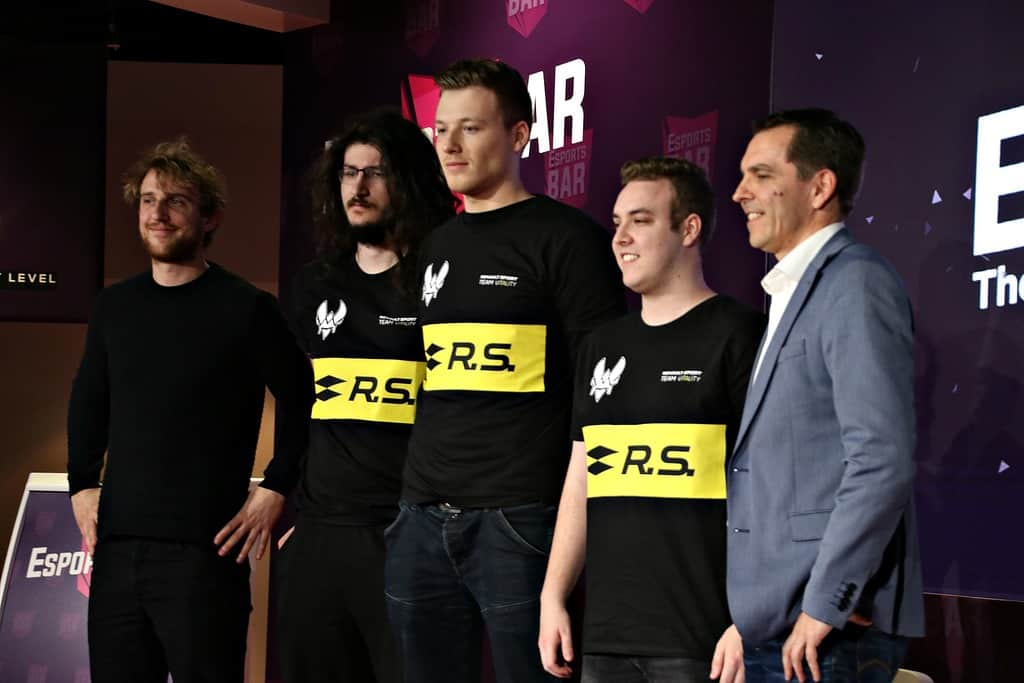Team Vitality Gears up with Renault: Enter Renault Sport Team Vitality