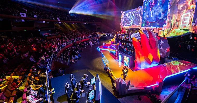 Getting into esports betting: the basics